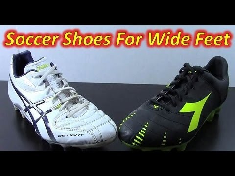 Soccer Turf Shoes Wide Feet