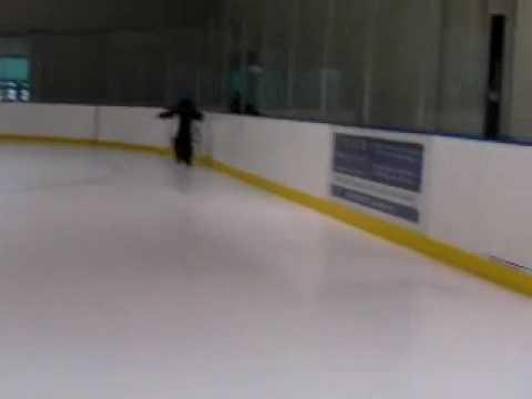 Ice Skating @ the IcePlex in Pleasant Prairie Wisconsin