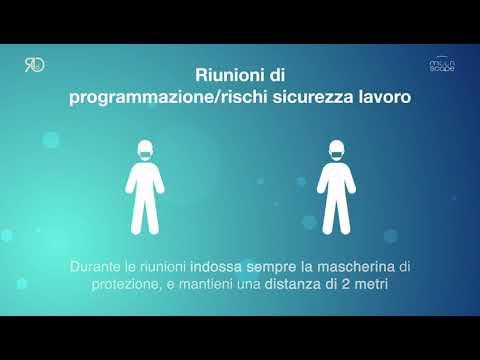 L'ambiente di lavoro ai tempi del Coronavirus