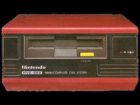 Famicom Disk System unboxing