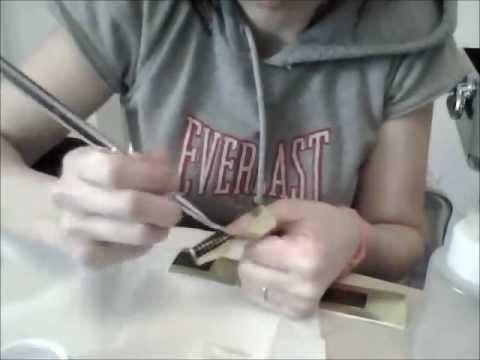 nail art - ricostruzione in gel