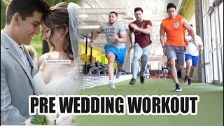 EPIC Pre Wedding Workout - Groom's LAST Request! Subscribe to Become a Philosopher:http://www.youtube.com/subscription_center?add_user=philhartshorn========================================­===========================================­===EPIC Pre Wedding Workout - Groom's LAST Request!   Make sure to subscribe to become a Philosopher and not miss out on more epic episodes as well as fitness, nutrition, drawing, reviews, gaming, and more! ========================================­============================================Extreme Fight Scene Wing Chun:https://www.youtube.com/watch?v=v7R7i6FH47M&list=PLuvAMwHhQEDM2ZoVatCw2S6DyAHufftVs===========================================Subscribe to Become a Phillosoper:http://www.youtube.com/subscription_center?add_user=philhartshorn=======================================Follow The Phil Up on Social MediaInstagram.com/thephiluphttps://twitter.com/thephiluptwitch.com/dailyfillupFacebook.com/dailyfillup=======================================The Phil Up Intro Song:  JPB & MYRNE - Feels Right (ft. Yung Fusion) [NCS Release]:https://www.youtube.com/watch?v=dXYFK-jEr8YJPB• https://soundcloud.com/jpb• https://www.facebook.com/jayprodbeatz• https://twitter.com/jpbofficial_MYRNE• https://soundcloud.com/myrne• https://www.facebook.com/myrnemusic• https://twitter.com/myrnemusicYung Fusion• https://soundcloud.com/theyungfusion• https://twitter.com/TheYungFusion• https://www.facebook.com/TheYungFusion=======================================Final Fantasy - Prelude (Mykah Remix) - Triple Triad [GameChops Release]Follow Mykah: http://mykah.co.uk http://soundcloud.com/mykah http://facebook.com/djMykah http://twitter.com/djmykah Follow GameChops: http://soundcloud.com/gamechops http://facebook.com/gamechops http://twitter.com/gamechopsWing Chun Workout! Follow Along with Me! ============================================Guile's Theme Metal / EDM Remix ft. FamilyJules7X - A_Rival - HeadBangers Bonus Track - GameChops:https://www.youtube.com/watch?v=TMBMNdrNhe4==========================================================================================­===Song Featured in the video:Unknown Brain - Saviour (feat. Chris Linton) [NCS Official Video]https://www.youtube.com/watch?v=8F6IXhwxBqYUnknown Brain:• https://soundcloud.com/UnknownBrain• https://www.facebook.com/UnknownBrain• https://twitter.com/UnknownBrain_Chris Linton:• https://soundcloud.com/chris-linton-1• https://twitter.com/lintonofficial• https://www.facebook.com/chrislintonm...==========================================EPIC Pre Wedding Workout - Groom's LAST Request!