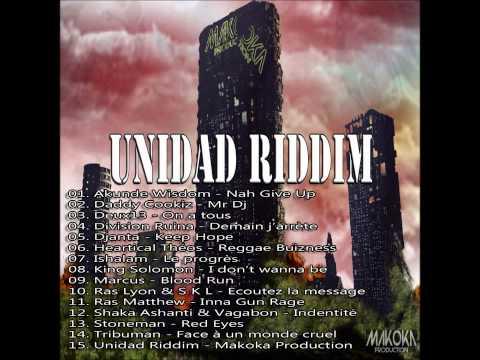 Akunde Wisdom - Nah Give Up (Unidad Riddim, Makoka Production)