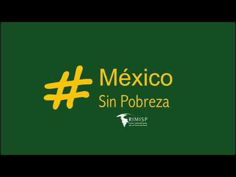 México sin pobreza – Rodolfo de la Torre Director del Programa de Desarrollo Social con Equidad Centro de Estudios Espinoza Yglesias