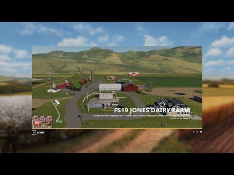 Jones Dairy Farm v1.0.0.0