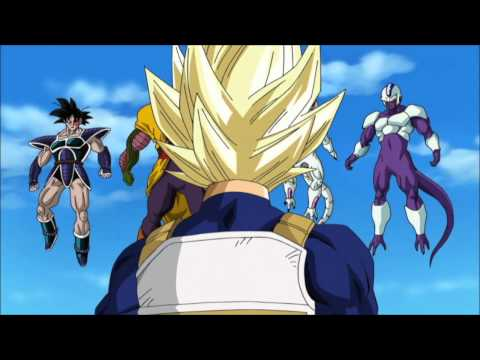 Strength In Numbers - Times Of Grace (DBZ AMV)