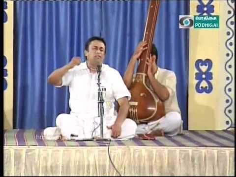 Ragam-PoorviKalyani-Shri.Sanjay Subrahmanyan