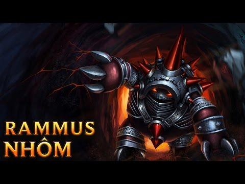 Rammus Nhôm - Chrome Rammus