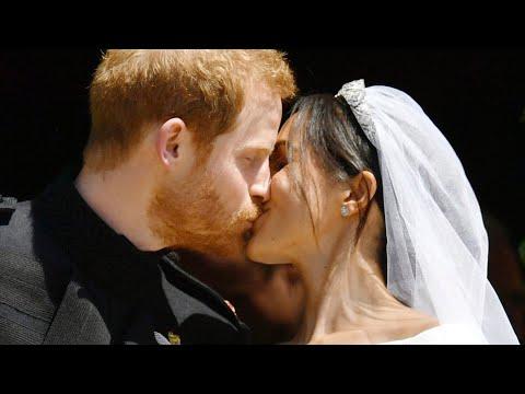 The Royal Wedding: Highlights | NYT News (видео)