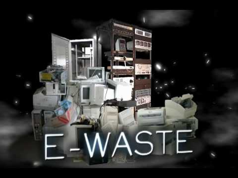 Morgen Industries E Waste Recycling Service