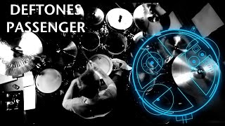 Deftones-Passenger-Johnkew Drum Cover