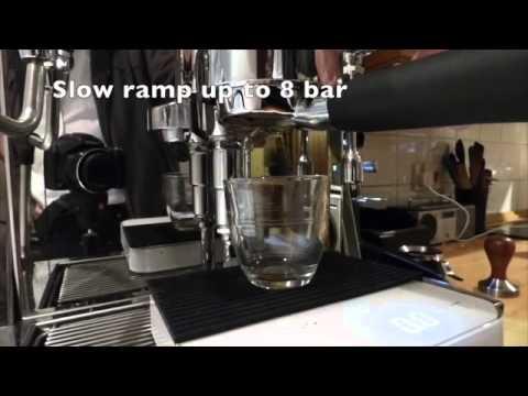 Compak e8 od Grinder & Vesuvius Espresso Machine