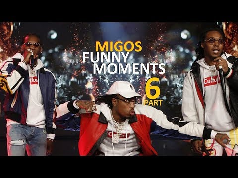 Migos Funny Moments Part 6 (best Compilation)