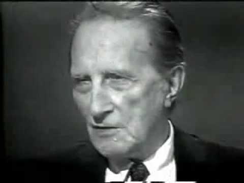 Talk Show - Marcel Duchamp (1968, BBC)