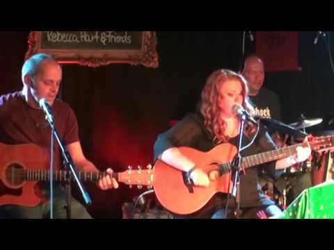 Rebecca Hart & Nodding Heads - unforgettable party night