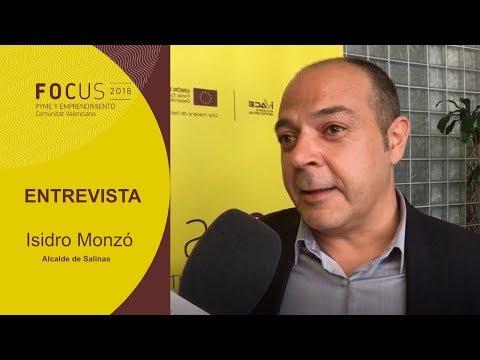 Entrevista Isidro Monzó - Alcalde de Salinas[;;;][;;;]