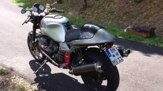8. Moto Guzzi V11