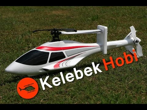 RC Helikopter   EPP Kapalı Kasa   BNF Uzaktan Kumandalı Model