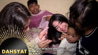 Video Bangunin Dede, Marsha & Felysia gemes lihat anak Dede [Dahsyat] [7 jan 2016] MP3, 3GP, MP4, WEBM, AVI, FLV Juni 2019