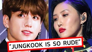 Video Jungkook Really Mocked Mamamoo Hwasa? Haters Must Watch This! download in MP3, 3GP, MP4, WEBM, AVI, FLV January 2017