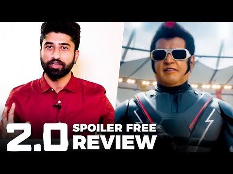 2.0 Review by Behindwoods | Rajinikanth | Shankar | Akshay Kumar