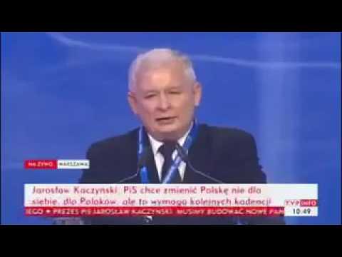 To nie były przejęzyczenia. To jest program PiS-u dla Polski!