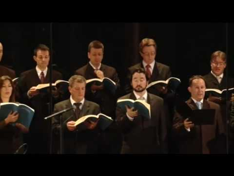 Handel's Messiah Chorus Unto us a child is born