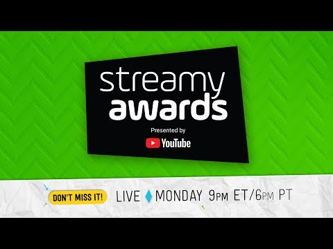 8th Annual Streamy Awards presented by YouTube