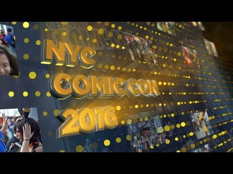 New York Comic Con 2016 Cosplay