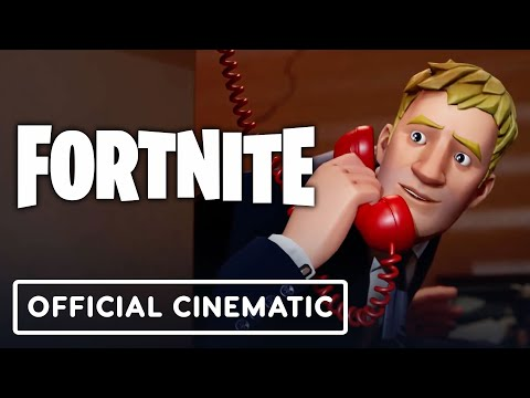 Fortnite Chapter 2 - Official Season 5 Cinematic Story Trailer