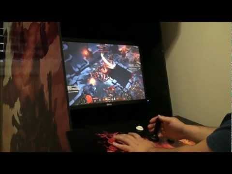 Diablo 3 Arcade Cabinet
