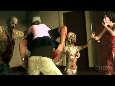 Dead Island: Official Trailer In Reverse Order (Chronological)
