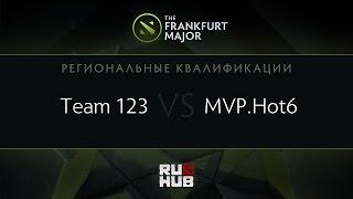 SatuDuaTiga vs MVP.HOT6, game 1