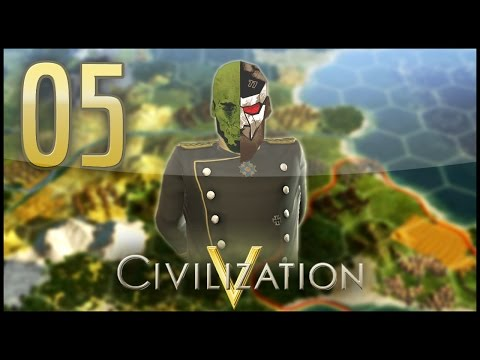 germany - Civilization 5 with Docm77 - Let's conquer the world with the mighty Germans! Let the Panzers roll;-) I am playing on the