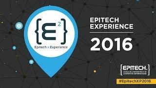 Epitech Experience #1 - 2016