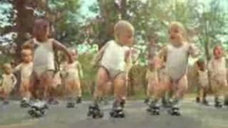 Baby Dancing Rollerskates DANCING BABY DANCING - Www.soulserver.eu