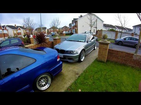 BMW E46 320CI    First Video