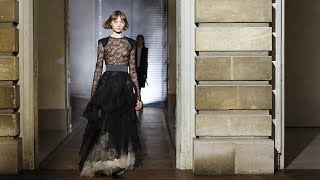 The Bravery – Givenchy Spring 2018 Couture Collection