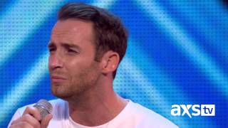 """Jay James sings Coldplay's """"Fix You"""" - The X Factor UK on AXS TV"""