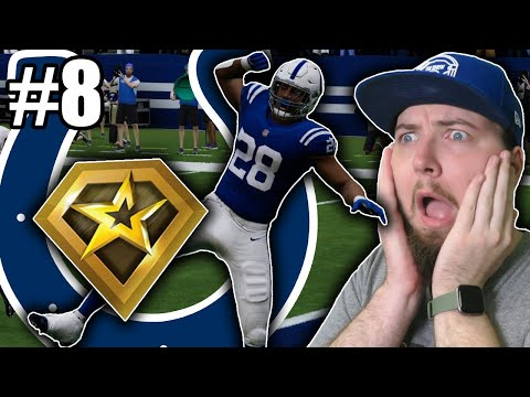 Jonathan Taylor Gets Superstar Development! Madden 21 Indianapolis Colts Franchise