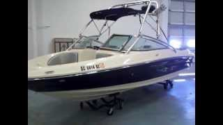 4. 2008 Sea Ray 205 Sport