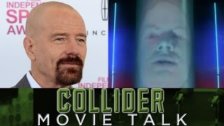 First Look At Bryan Cranston As Zordon In Power Rangers - Collider Movie Talk by Collider
