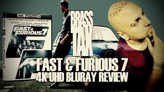 Nonton Fast & Furious 7 4K UHD Bluray Review @BrassTax Film Subtitle Indonesia Streaming Movie Download