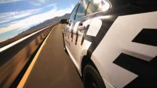 Ford Police Interceptor Official Test Drive