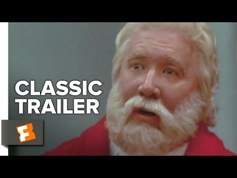 The Santa Clause (1994) Trailer #1   Movieclips Classic Trailers