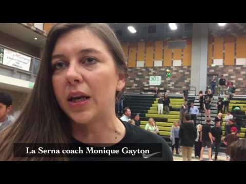 CIF State Volleyball: Sage Creek 3, La Serna 2