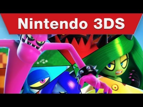 Sonic Lost World Nintendo 3DS Trailer