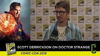'Doctor Strange': Scott Derrickson Says Benedict Cumberbatch is Killing It with Test Audiences