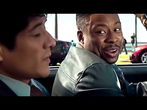 RUSH HOUR Season 1 Trailer (2016) New cbs Series