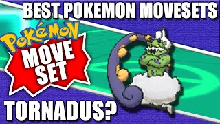 Here's a Tornadus Moveset for competitive Pokemon. All movesets are from Pokemonforever.com. Could also be called a Tornadus Build or how to use Tornadus.Link to All Pokemon Movesets: http://pokemonforever.com/Forum-Competitive-Pokemon-Movesets-----------------------------------------------------------------------------------------------------------►►Where To Find Me◄◄-Pokemon Trading/Battle forum: http://pokemonforever.com-Twitter: http://twitter.com/thejustinflynn-Twitch: http://twitch.tv/thejustinflynn-Subscribe on YouTube: http://www.youtube.com/subscription_center?add_user=thejustinflynn-----------------------------------------------------------------------------------------------------------►►MORE VIDEOS◄◄-How To Become a Pro Pokemon Player: https://www.youtube.com/watch?v=_4FUOwuMKhI&list=UU0cqkGpdSBUGdjycy2PlpEw-Pokemon Then & Now Series: https://www.youtube.com/playlist?list=PL8Eh2eCoqtddkbSOd2GUTqSAe00pMOQM5-Shiny Pokemon Catches: https://www.youtube.com/playlist?list=PL8Eh2eCoqtdcKvw2L5OGFNqxBnwWW7UQK-Pokemon Battle Playlist: https://www.youtube.com/playlist?list=PL8Eh2eCoqtdfLVQL_LHJBJYIDPrRILjHV-Pokemon Tutorials Playlist: https://www.youtube.com/playlist?list=PL8Eh2eCoqtdftS4GwJX6_lhJol60NiRgb